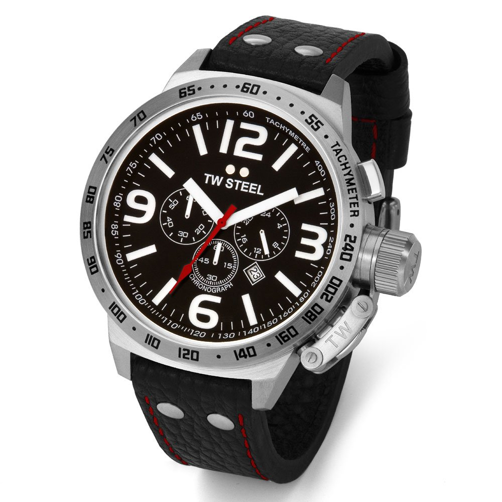 TW STEEL Canteen 50mm Chronograph Gents Watch TW11